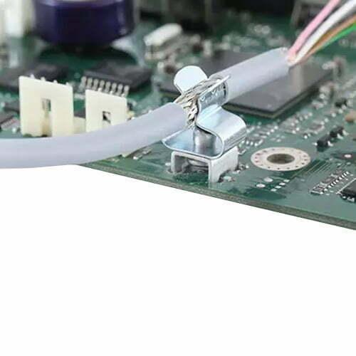 EMC skärmklämma PCB SKL